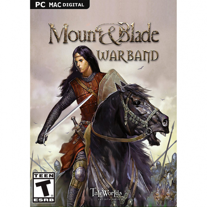 Joc Mount &amp Blade Warband Steam Key Pentru Calculator 0