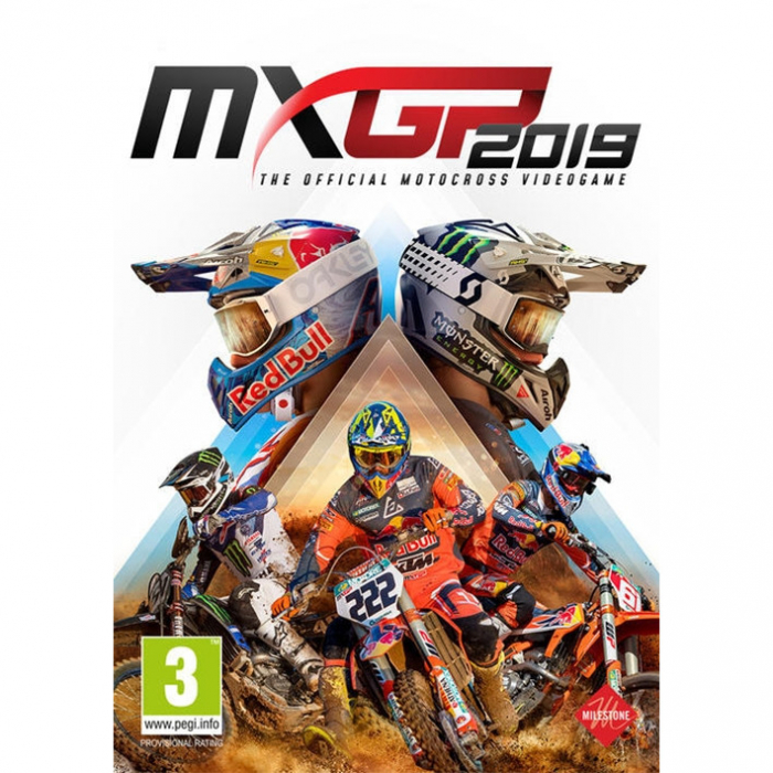 Joc MXGP 2019 - The Official Motocross Videogame Steam Key Global PC (Cod Activare Instant) 0