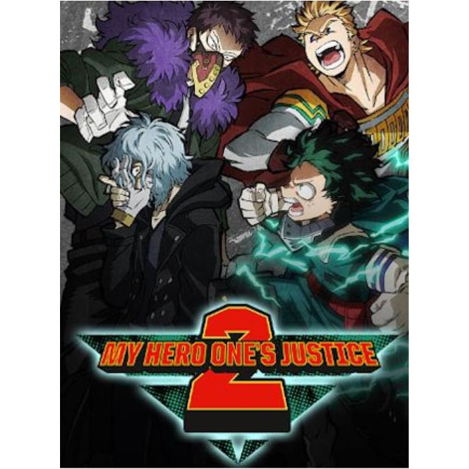 Joc My Hero One's Justice 2 Deluxe Edition Steam Key Europe PC (Cod Activare Instant) [0]