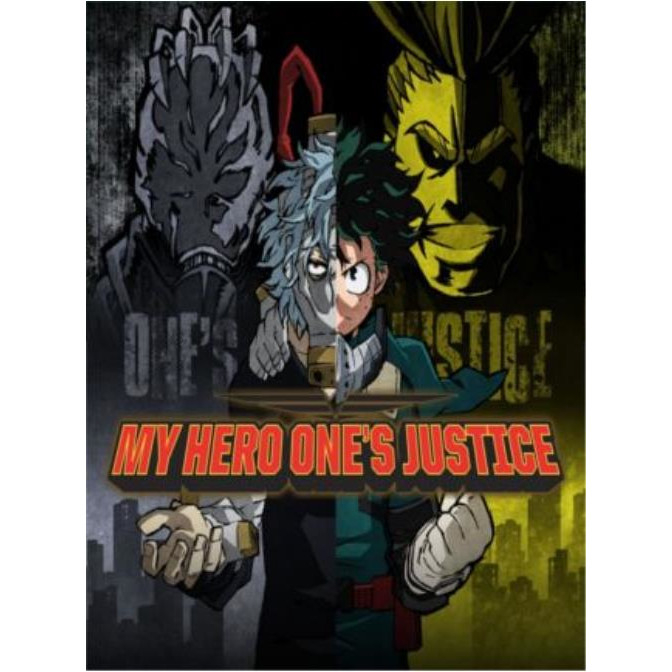 Joc My Hero One's Justice Steam Key Global PC (Cod Activare Instant) 0