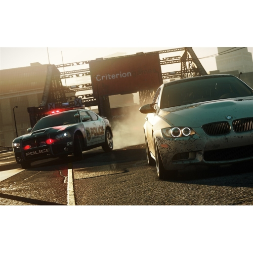 Joc Need For Speed Most Wanted pentru Xbox 360 2