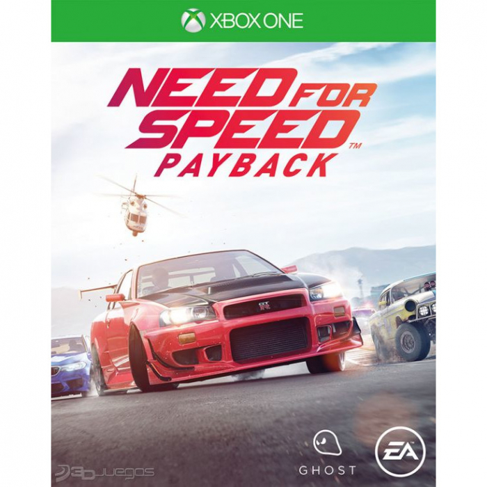 Joc Need For Speed Payback pentru XBOX ONE (cod de activare XBOX LIVE) 0