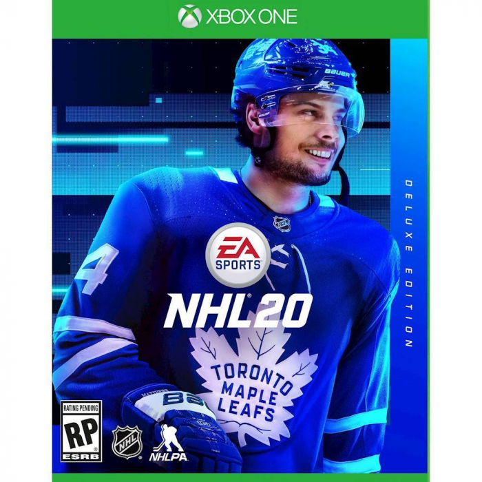 Joc NHL 20 Deluxe Edition Xbox ONE Xbox Live Key Global (Cod Activare Instant) 0