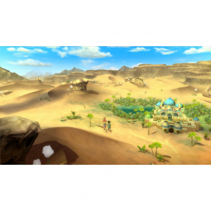 Joc Ni No Kuni Wrath of the White Witch Remastered Steam Key Europe PC (Cod Activare Instant) 3