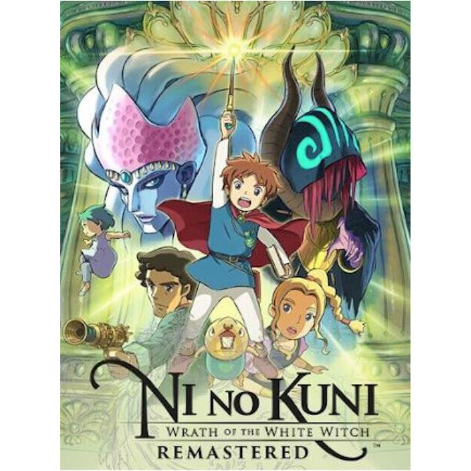 Joc Ni No Kuni Wrath of the White Witch Remastered Steam Key Europe PC (Cod Activare Instant) 0