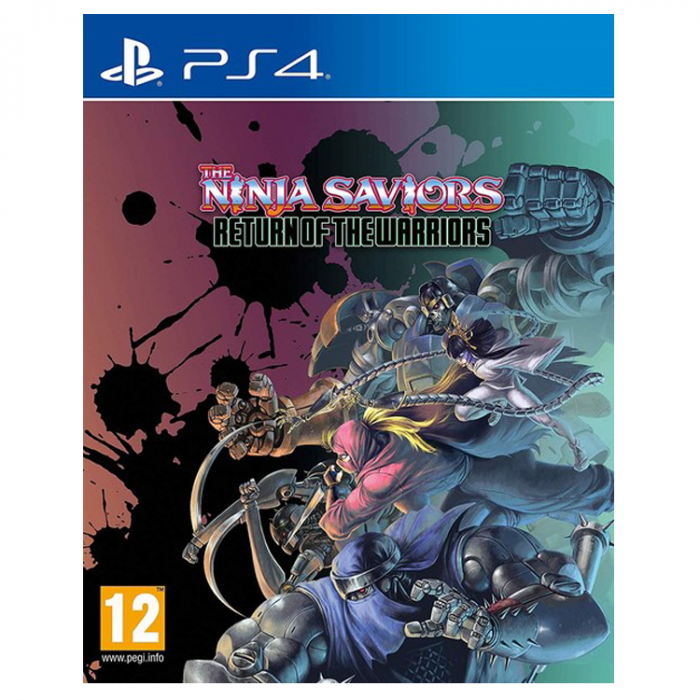 Joc Ninja Saviors Return Of Warrior Ps4 0