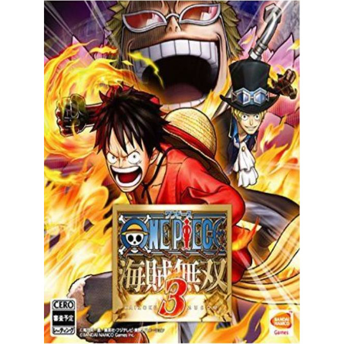Joc One Piece Pirate Warriors 3 Gold Edition Steam Key Global PC (Cod Activare Instant) [0]