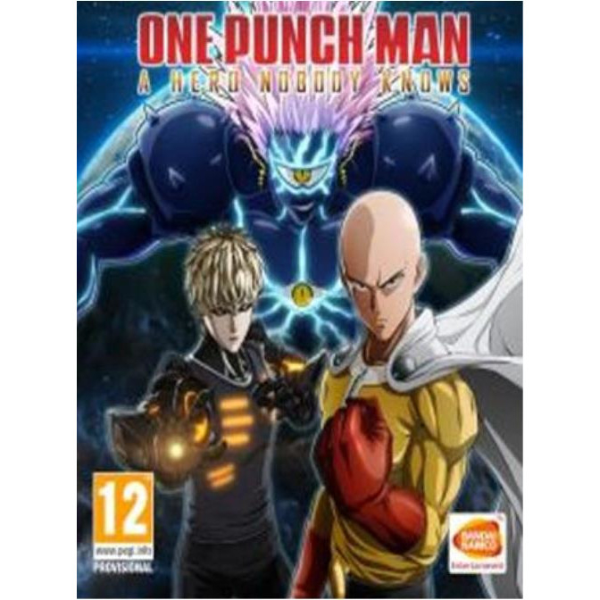 Joc One Punch Man A Hero Nobody Knows Steam Key Europe PC (Cod Activare Instant) 0