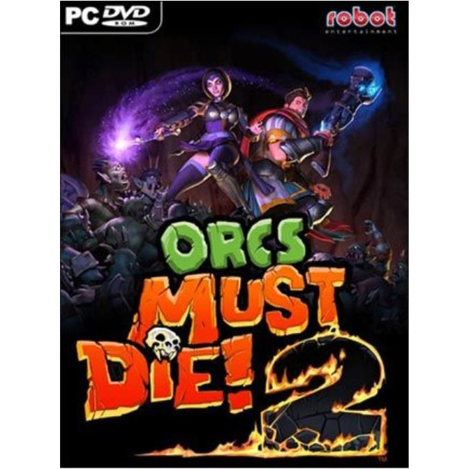Joc Orcs Must Die! 2 Steam Key Global PC (Cod Activare Instant) 0