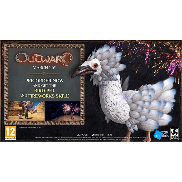 Joc Outward Day One Edition Ps4 2