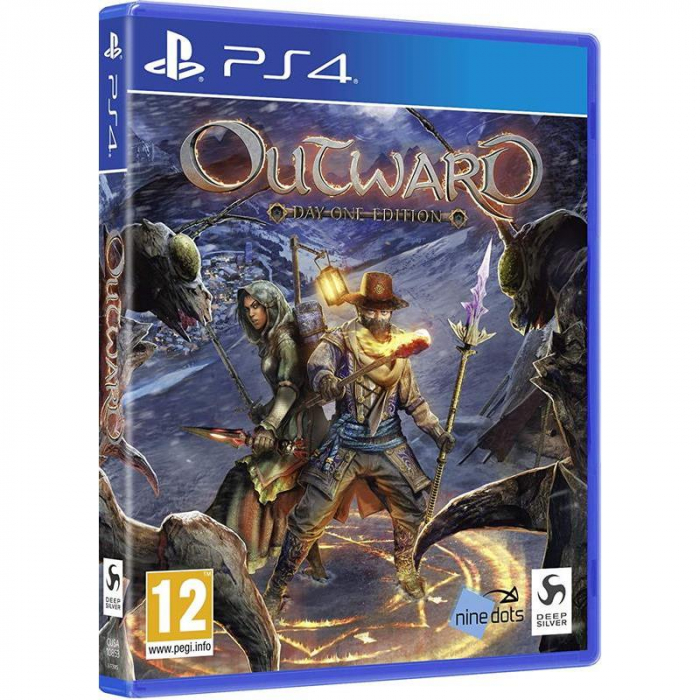 Joc Outward Day One Edition Ps4 0
