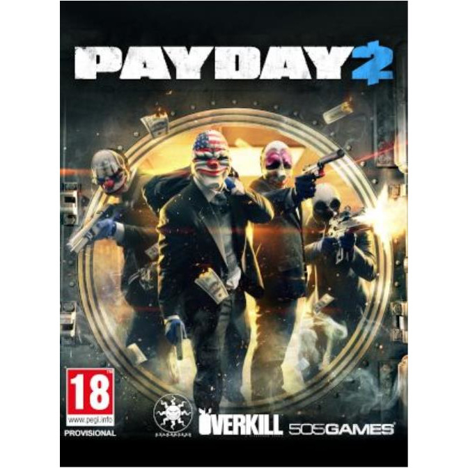 Joc Payday 2 Legacy Collection Steam Key Global PC (Cod Activare Instant) 0
