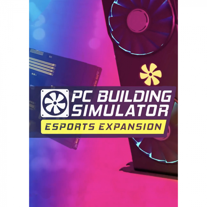 Joc PC Building Simulator - Esport Expansion DLC Steam Key Global PC (Cod Activare Instant) 0