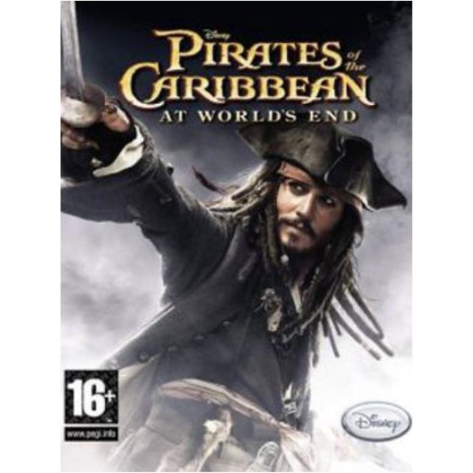 Joc Pirates of The Caribbean At World's End Steam Key Global PC (Cod Activare Instant) 0