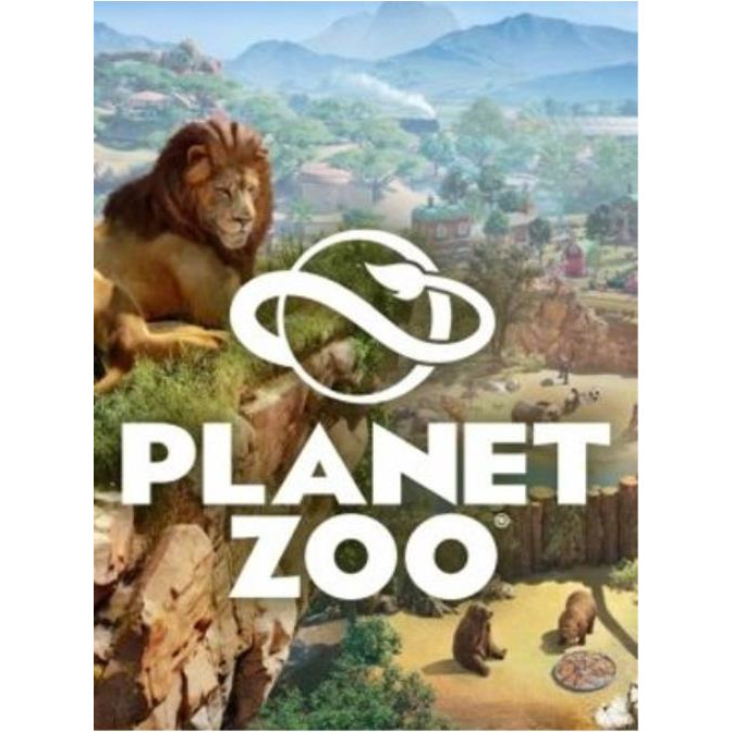 Joc Planet Zoo Deluxe Edition Steam Key Global PC (Cod Activare Instant) 0