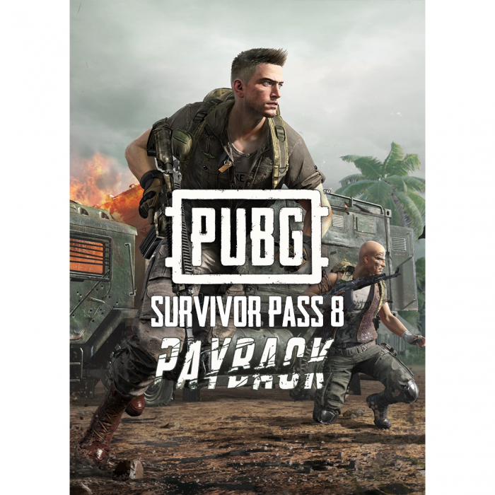 Joc Playerunknown's Battlegrounds - Survivor Pass Payback Steam Key Global PC (Cod Activare Instant) 0