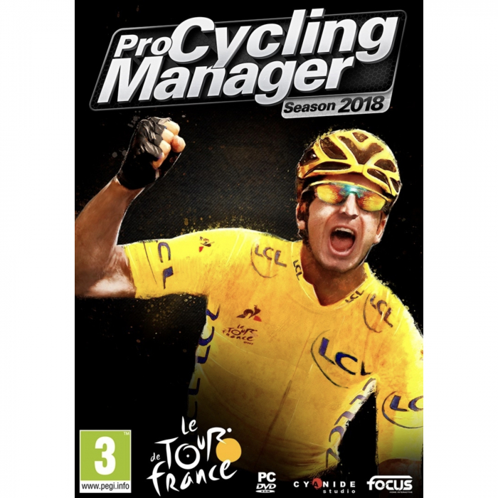Joc Pro Cycling Manager 2018 Steam Key Global PC (Cod Activare Instant) 0