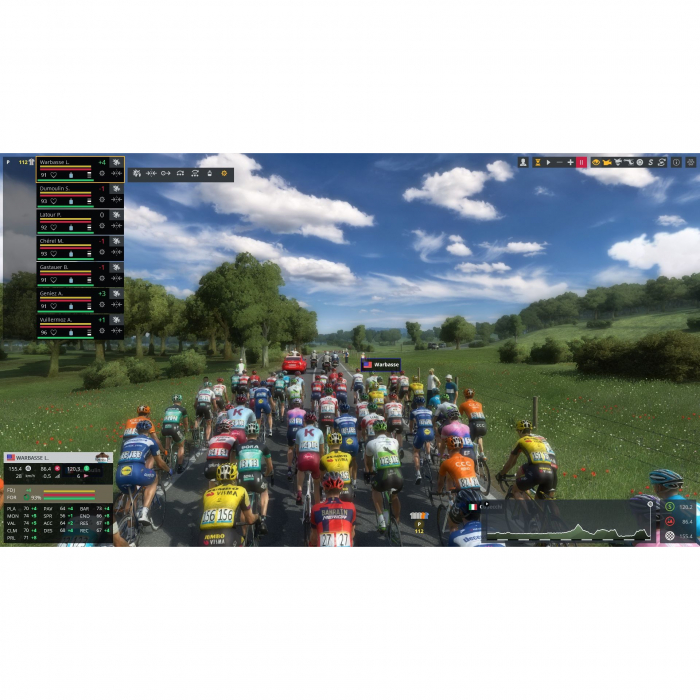 Joc Pro Cycling Manager 2019 Steam Key Europe PC (Cod Activare Instant) 1