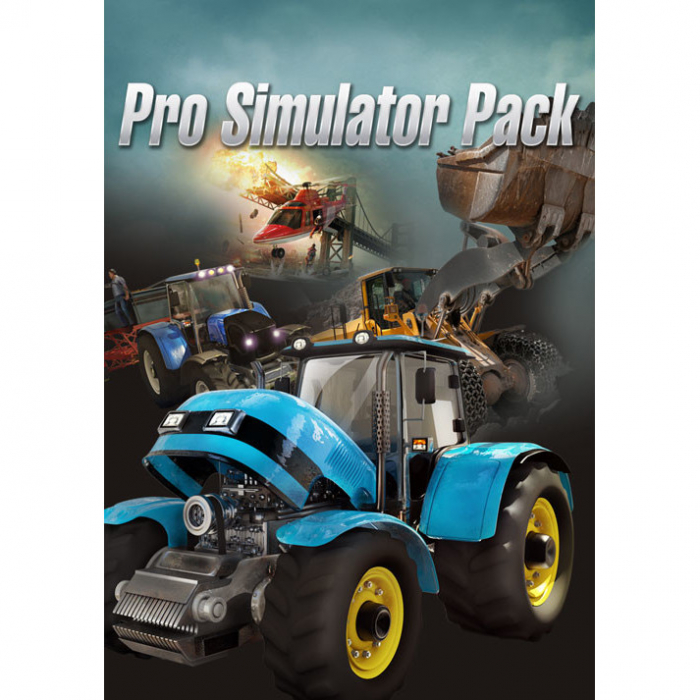Joc Pro Simulator Pack Steam Key Global PC (Cod Activare Instant) 0