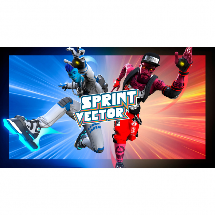 Joc Raw Data Sprint Vector Double Pack pentru PlayStation 4 3