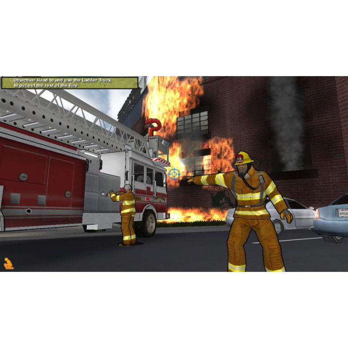 Joc Real Heroes Firefighter Ps4 1
