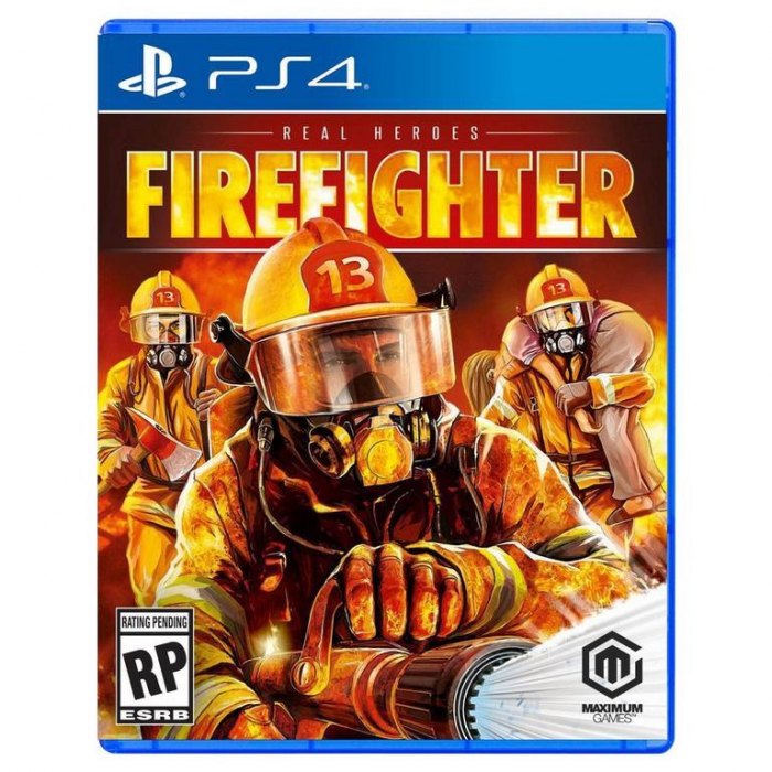 Joc Real Heroes Firefighter Ps4 0