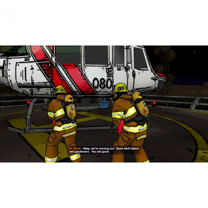 Joc Real Heroes Firefighter Ps4 3