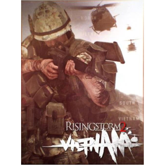 Joc Rising Storm 2 Vietnam Deluxe Edition Steam Key Global PC (Cod Activare Instant) 0