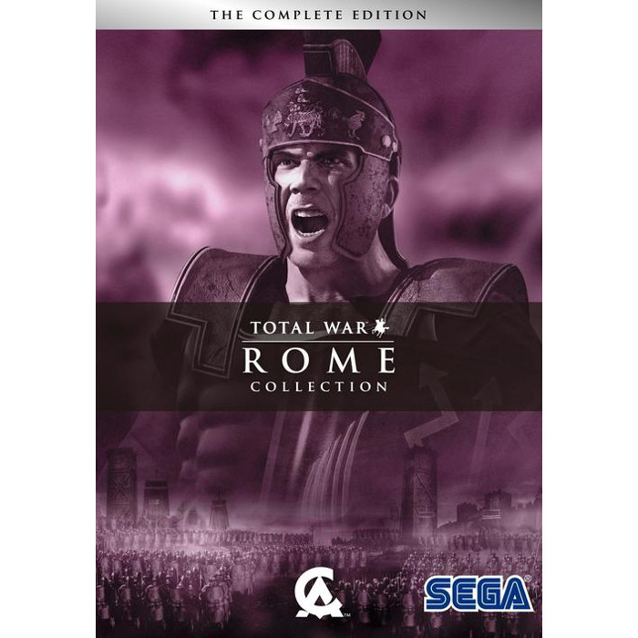 Joc Rome Total War Collection Steam Key Europe PC (Cod Activare Instant) 0