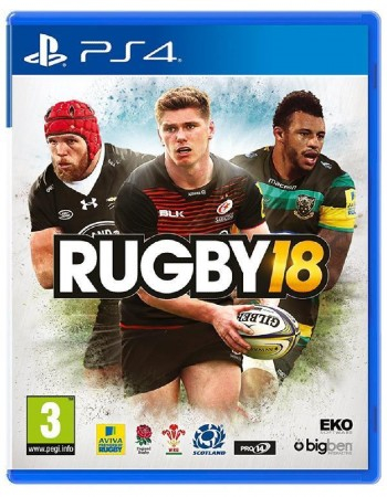Joc Rugby 18 Ps4 [0]