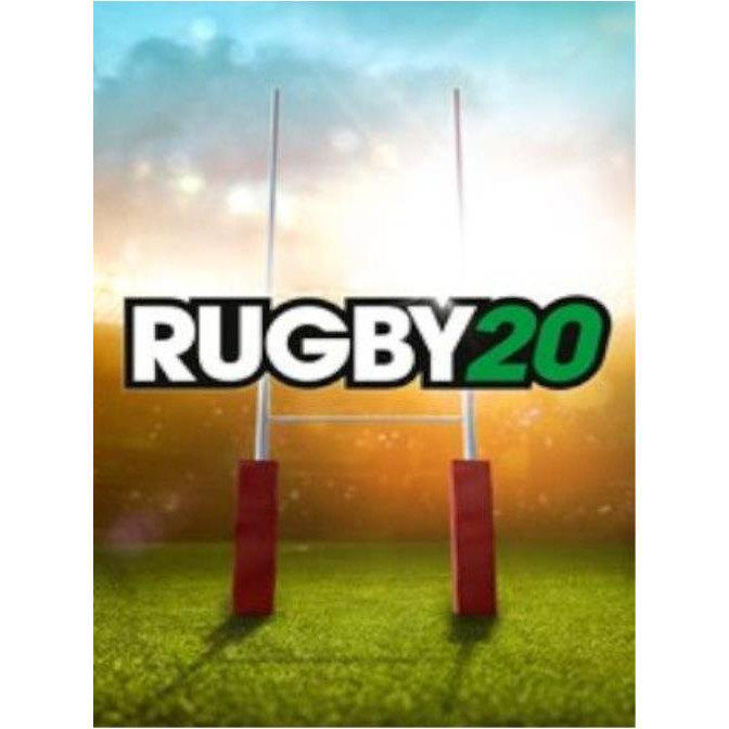 Joc Rugby 20 Steam Key Global PC (Cod Activare Instant) 0