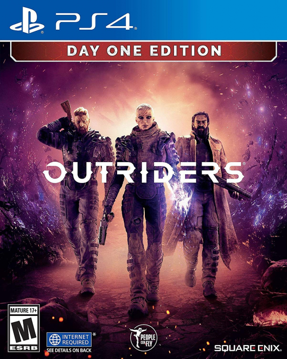 Joc Outriders: Day One Edition pentru PlayStation 4 0