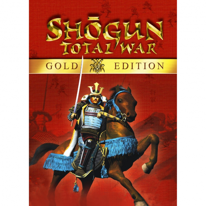 Joc Shogun Total War Gold Edition Steam Key Europe PC (Cod Activare Instant) 0