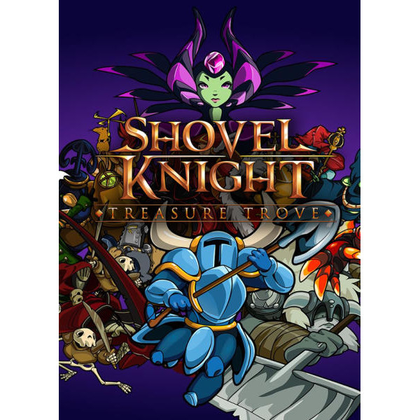 Joc Shovel Knight Treasure Trove Steam Key Global PC (Cod Activare Instant) 0