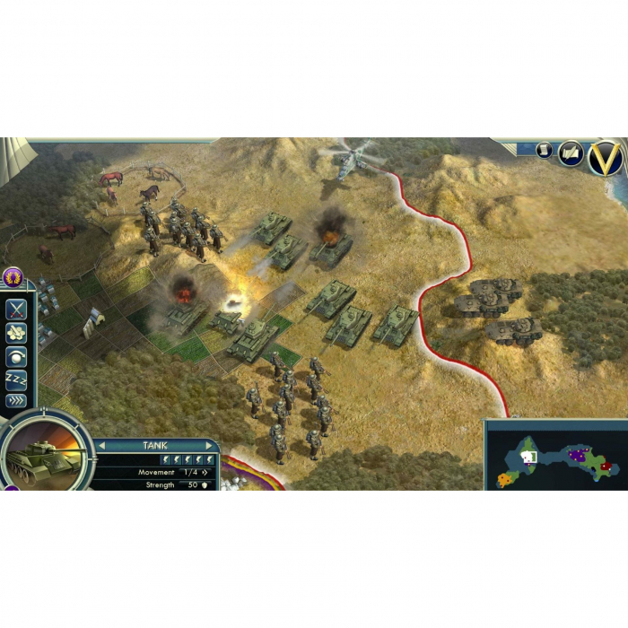 Joc Sid Meier's Civilization V Complete Edition Steam Key Pentru Calculator 1