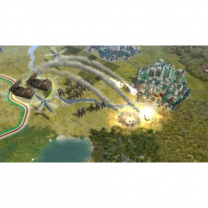 Joc Sid Meier's Civilization V Complete Edition Steam Key Pentru Calculator 2
