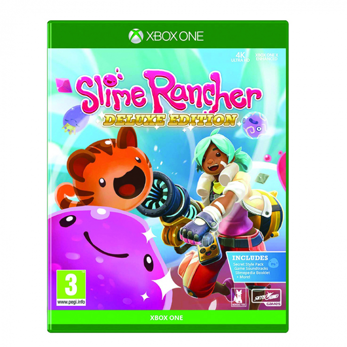 Joc Slime Rancher Deluxe Edition Xbox One [0]