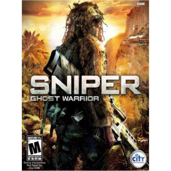 Joc Sniper Ghost Warrior Steam Key Global PC (Cod Activare Instant) 0