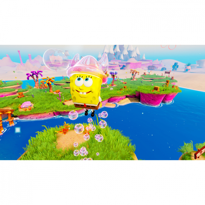 Joc SpongeBob SquarePants Battle for Bikini Bottom Rehydrated CD Key pentru Calculator 3