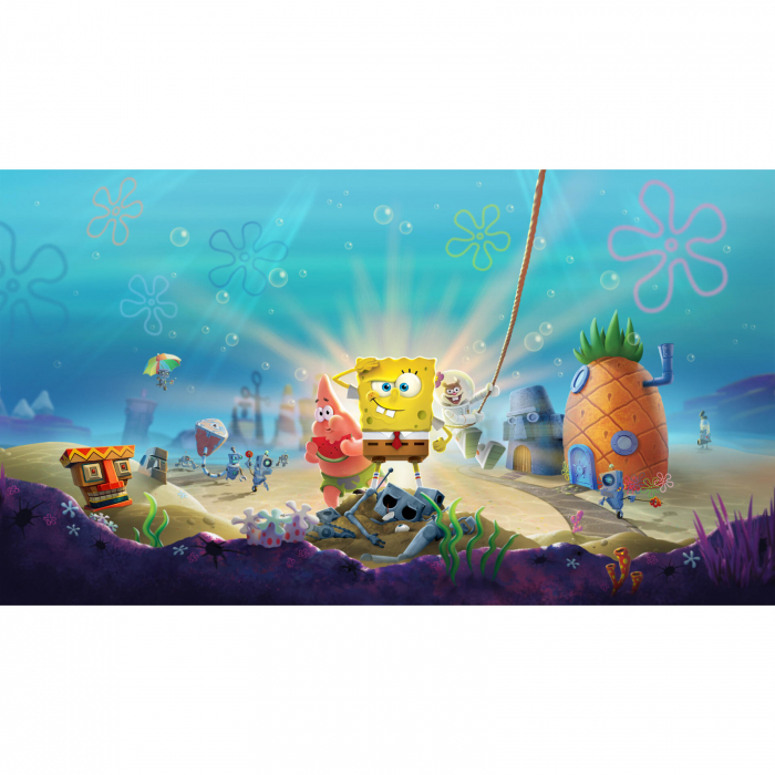 Joc SpongeBob SquarePants Battle for Bikini Bottom Rehydrated CD Key pentru Calculator 2