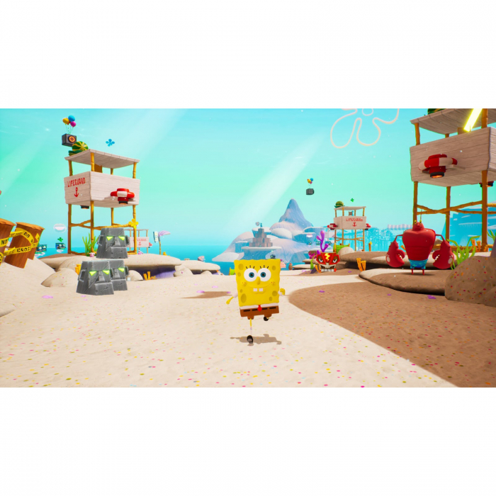 Joc SpongeBob SquarePants Battle for Bikini Bottom Rehydrated CD Key pentru Calculator 5