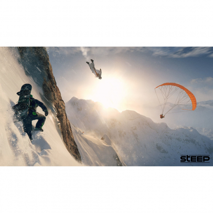 Joc Steep Uplay Key Europe PC (Cod Activare Instant) 4