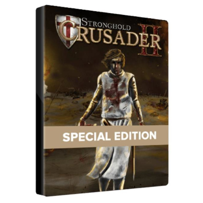Joc Stronghold Crusader 2 Special Edition Steam Key Global PC (Cod Activare Instant) 0