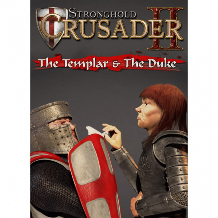 Joc Stronghold Crusader 2 - The Templar and The Duke DLC Steam Key Global PC (Cod Activare Instant) 0