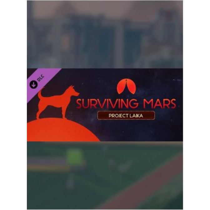 Joc Surviving Mars - Project Laika DLC Steam Key Global PC (Cod Activare Instant) 0