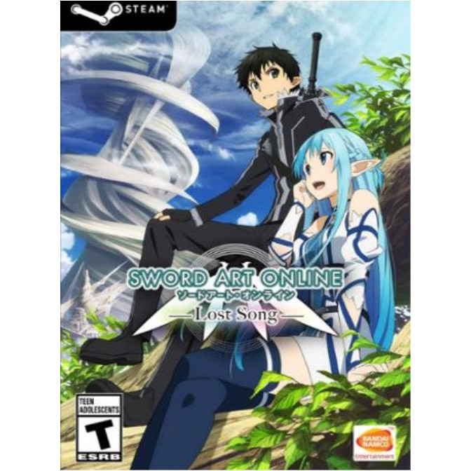 Joc Sword Art Online Lost Song Steam Key Global PC (Cod Activare Instant) 0