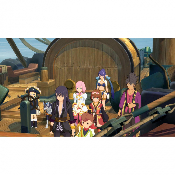 Joc Tales Of Vesperia Definitive Edition PlayStation 4 1