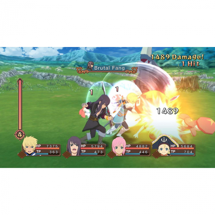 Joc Tales Of Vesperia Definitive Edition PlayStation 4 2