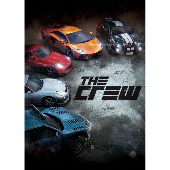 Joc The Crew - Mini Cooper / Z4 DLC Uplay Key Global PC (Cod Activare Instant) 0