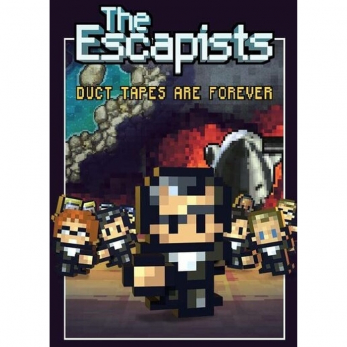 Joc The Escapists - Duct Tapes are Forever DLC Steam Key Global PC (Cod Activare Instant) [0]